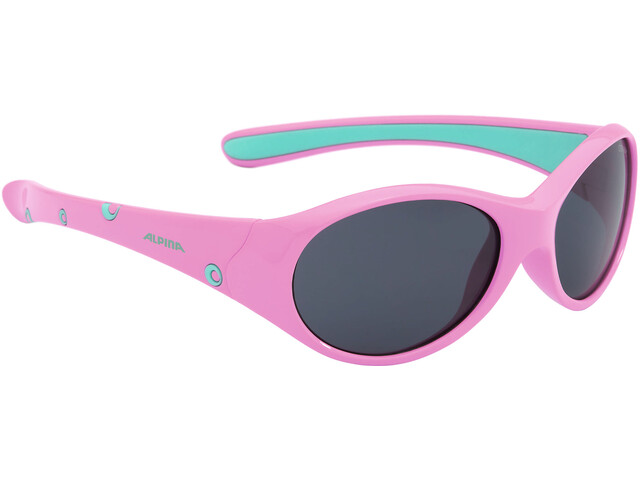 Alpina Flexxy Glasses Girls rose-mint